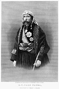 Pasha Photos - Daud Pasha (1816-1880) by Granger