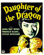 Postv Photos - Daughter Of The Dragon, Anna May Wong by Everett