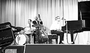 Jazz Pianist Photos - Dave Brubeck Quartet 1967 by Jan Faul