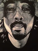 Dave Grohl Paintings - Dave Grohl by Steve Hunter