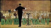David Devant Poster C1910 Print by Granger