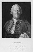 Enlightenment Framed Prints - David Hume (1711-1776) Framed Print by Granger