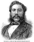 David Kalakaua (1836-1891) Print by Granger