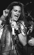 David Lee Roth Art - David Lee Roth in Spokane by Ben Upham