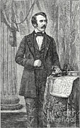 David Livingston, Scottish Missionary Print by Science Source
