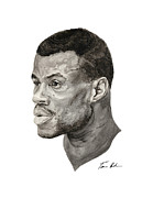 Nba Originals - David Robinson by Tamir Barkan