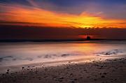 Svetlana Sewell - Dawn at Saltwick Bay