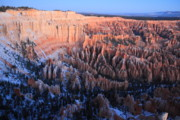 Hammer Art - Dawn in Bryce Canyon by Pierre Leclerc
