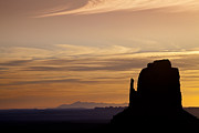 Landscape Photograph Posters - Dawn in the West Poster by Andrew Soundarajan