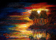 Lyn Deutsch Art - Dawn by Lyn Deutsch
