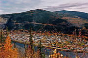 Colourfull Photos - Dawson City - Yukon by Juergen Weiss