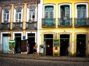 City Photography Digital Art - Day in Bahia by Julie Palencia