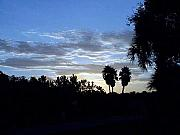 Sunrise-sunset Photographs By Frederic Kohli - Daybreak in Florida by Frederic Kohli