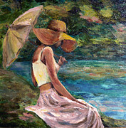 Daydream Art - Daydreamer by Diana Cox