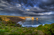 12 Apostles Framed Prints - Days End Framed Print by Renee Doyle