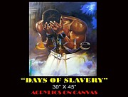 Clement Martey - Days Of Slavery