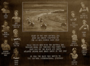Plaque Photo Prints - Daytona 200 Plaque Print by David Lee Thompson