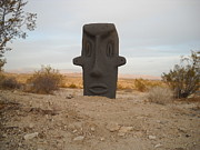 Art In Public Places Sculptures - Dazed And Confuzed by Aj Willams