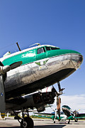 Airways Photo Originals - DC-3  One  by Maik Tondeur
