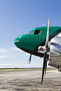 Airways Photo Originals - DC-3 Two by Maik Tondeur