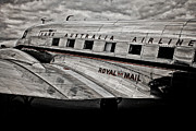 Dc3 Framed Prints - Dc3 Framed Print by Michael Wignall