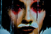 Urban Art Photos - De Face I by Grebo Gray