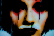 Urban Art Photos - De Face II by Grebo Gray