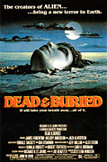 1980s Framed Prints - Dead & Buried, Aka Dead And Buried Framed Print by Everett
