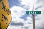 Checkmate Photos - Dead End on Easy Street by Ed Book