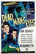 Kelly Posters - Dead Mans Eyes, Clockwise From Bottom Poster by Everett