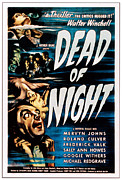 1945 Movies Photos - Dead Of Night, 1945 by Everett