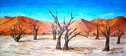 Desert - DeadVlei - Namibia  by Mary Sedici