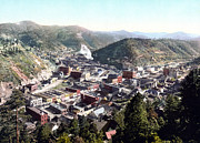 Photochrom Photos - Deadwood, South Dakota. Photochrom Ca by Everett