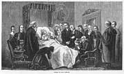 Deathbed Art - Death Of John Wesley by Granger