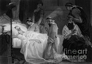 Ruler Posters - Death Of Pericles, Ancient Greek Ruler Poster by Photo Researchers