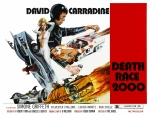 Movies Photos - Death Race 2000, From Left Simone by Everett