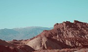 Rural Landscape Photos - Death Valley Mountains by Irina  March