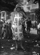 Deauville Photos - Deauville Fashion by Seeberger Freres