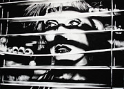 Bdcurran Drawings - Deborah Harry by Brian Curran