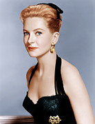 Kerr Framed Prints - Deborah Kerr, Ca. 1959 Framed Print by Everett