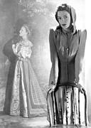 Deborah Kerr, Circa 1940s Print by Everett