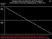 Debuting 50 Micro Artworks Part 19  Print by Phillip H George