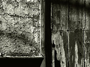 Shed Metal Prints - Decay Metal Print by Jeff Breiman