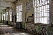 Alcatraz Metal Prints - Decay Metal Print by Kelley King