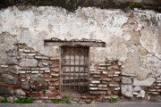 Decaying Art - Decaying Wall and Window Antigua Guatemala by Douglas Barnett