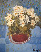 Pamela Kilgus - December Flowers II
