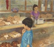 Store Pastels - Decisions by Robert Casilla