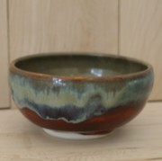 Cereal Ceramics - Decorative General Purpose Bowl by Sheila Corbitt