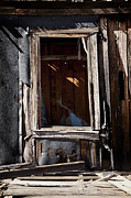 Frame House Photos - Decrepit 2 by Kelley King
