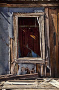 Frame House Photos - Decrepit by Kelley King